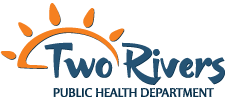 Logo Two Rivers Public Health Department