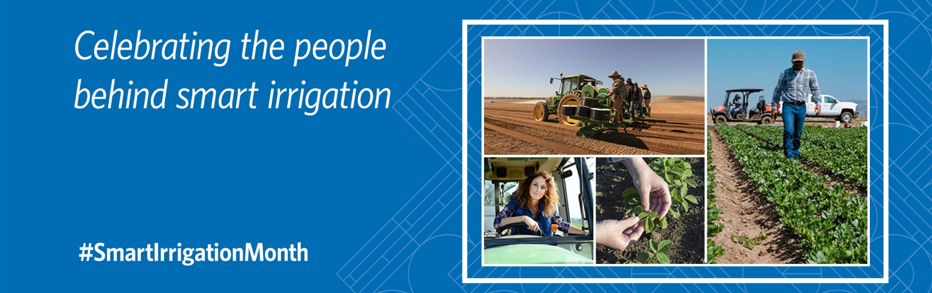 Celebrating the people behind smart irrigation